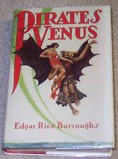 PIRATES OF VENUS Edgar Rice Burroughs ERB, INC 1940