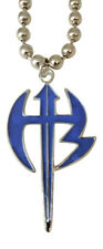 Jeff Hardy Blue Hardy Boyz Pendant Necklace WWE