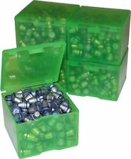 MTM CAST1-16 CAST BULLET BOX - CLEAR GREEN - BRAND NEW - FREE SHIPPING