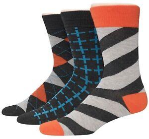 Hanes Premium Socks Men's Size 6-12 Better Fit w/Spandex 3/Pack