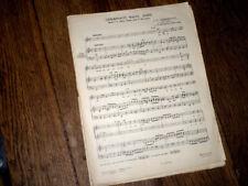 Germinavit radix jesse motet à la Vierge 2 voix égales et orgue 1925 Clérambault