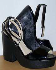 Next Women's Synthetic Block High Heel (3-4.5 in.) Shoes