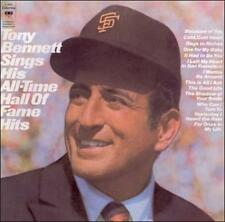 TONY BENNETT SINGS HIS ALL-TIME HALL OF FAME HITS CD
