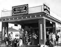 Oak Ridge Tennessee Dancing Class 1944-5 Photo
