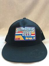 Steam works Beer Durango Colorado Men's Mesh SnapBack Baseball Cap Hat