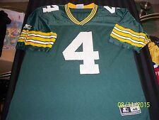 Vtg Brett Favre Green Bay Packers 46 Medium Starter football Jersey GREAT COND!