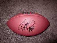 CAM HEYWARD Pittsburgh Steelers Autographed SIGNED Football w/ COA NFL New