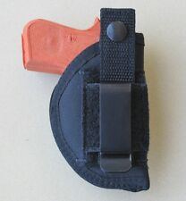 "Inside Pants Holster (IWB) for AMERICAN DERRINGER MODEL M-1 45/410 3"" Barrel"