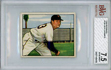 1950 Bowman #199 Jack Kramer BVG 7.5 NM+ New York Giants
