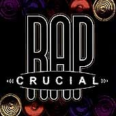 Crucial Rap by Various Artists (CD, Nov-1997, Cold Front Records)