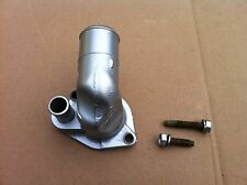 87-93 Ford Mustang Intake Thermostat Housing Radiator Water Neck w/ Bolts OEM GT