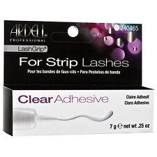 Ardell LASH GRIP CLEAR False Eyelash Adhesive (7ml) - Premium Strip Lash Glue!