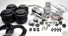 Viair 480C Chrome Air Compressors & Four New 2500 Air Bags Suspension System Kit