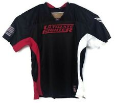 Tapout The Ultimate Fighter UFC Team USA Black Red Mens Jersey XL
