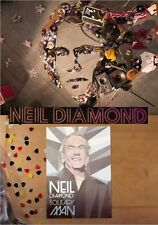 NEIL DIAMOND: SOLITARY MAN - BBC DOCUMENTARY + GLASTONBURY FESTIVAL 2008 CONCERT