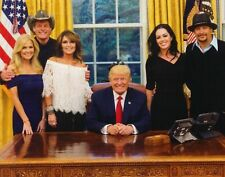Donald Trump, Sarah Palin, Ted Nugent and Kid Rock 8x10 Picture Celebrity Print