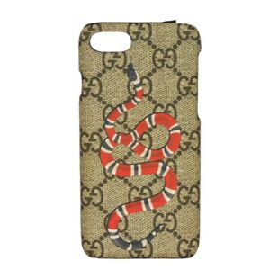 AUTHENTIC GUCCI iPhone case 465786 9AJ0N 8919 Smartphone case iPhone7/iPho...