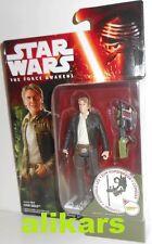 HAN SOLO The Force Awakens Star Wars Disney Hasbro Figure