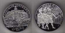 """AUSTRIA - 10 Euro 2002 """"Castello di Ambras"""" PROOF"""