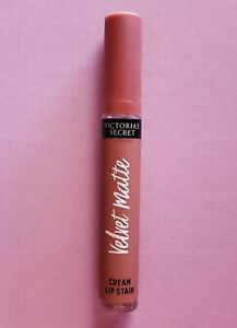 NEW! Victoria's Secret VELVET MATTE Cream Lip Stain Perfection Lipstick ~SEALED~