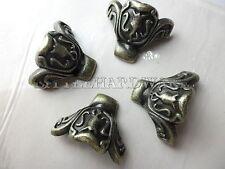 "4 Pcs vintage 38mmX23mm ""Monkey"" decoration  jewelry box feet,metal box legs"