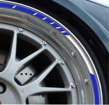 Felgenrandaufkleber GP STYLE komplettes Set alle Farben Motorrad Auto Tuning