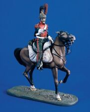 Verlinden 120mm (1/16) Mounted Line Lancer with Pistol in Hand (Napoleonic) 1760