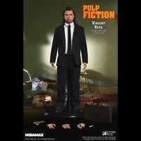 """Pulp Fiction - Vincent Vega 12"""" 1:6 Scale Action Figure-SATSA0041"""