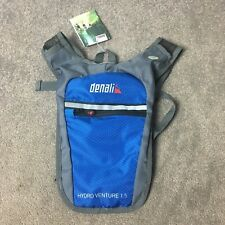 NEW DENALI 1.5L Hydro Venture Backpack Hiking Riding - Bag Only