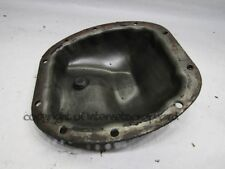 Jeep Cherokee XJ 2.5 TD 84-01 VM 425OHV front diff differential cover plate