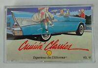 Cruisin Classics Volume VI Cassette Various Artists