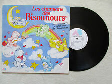 "LP 33T VARIOUS ""Les chansons des Bisounours"" AB PRODUCTIONS 829 176-1 FRANCE §"