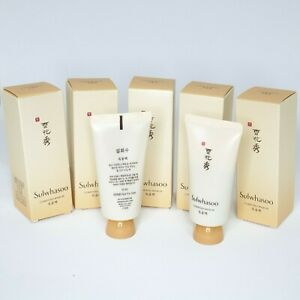 Sulwhasoo Clarifying Mask EX 30ml x 5 pcs Peel Off Pack Amore Pacific sample