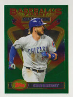 2020 Topps Finest All Star #113 Kris Bryant Cubs