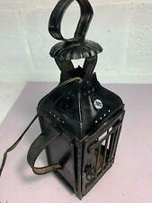 ancienne lampe électrifiée - lot 185