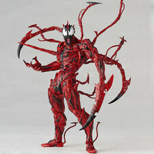 "6"" Marvel Carnage Red Venom PVC Spider-Man Action Figure Model Toys Collections"