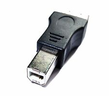 PC USB hembra a macho Adaptador B un convertidor de género vendedor del Reino Unido
