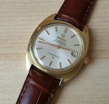 Men's Vintage 1966 Gold Capped Omega Constellation Automatic Chronometer