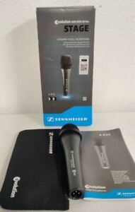 Sennheiser E835 Dynamic Wired XLR Professional Microphone