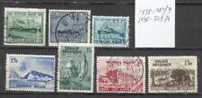 4941-2 SERIES ANTIGUOS SELLOS BLEGICA 1938 º484/7 Y 1946 Nº 725/7 BARCOS .SHIPS