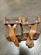 Russian Mosin Nagant Rifle Ammo Ammunition Pouch, 1 Pouch Only