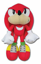 Classic Sonic Knuckles 10 in Plush Ge 7090