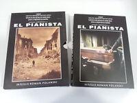 EL PIANISTA 2 X DVD + CD SOUNDTRACK DELUXE EDIT ROMAN POLANSKI ESPAÑOL ENGLISH
