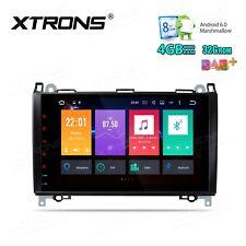 Navigatore GPS Mercedes Classe a W169 B W245 Viano VITO SPRINTER Android Xtrons