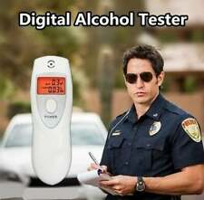 Alcohol Analyzer Digital Breath Alcohol Tester Hx-64 Lcd Display Usa Seller