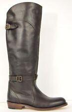FRYE - 77561 - DORADO RIDING - Women's Dark Brown Leather Boots - Size 5.5