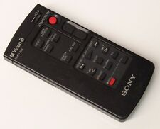 Original Sony RMT-501 Video 8 Infrared Remote Control for Video Camcorder