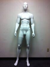 Fiberglass Glossy Abstract Male Mannequin  Full Body Manikin Manequin DS3