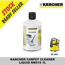 KARCHER SE 4001 CARPET CLEANER LIQUID RM519 1L
