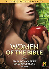 Women of the Bible (DVD, 2014, 2-Disc Set) New Sealed FREE SHIPPING